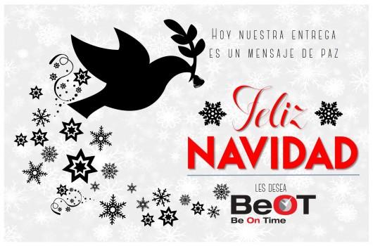 Navidad 2016 en BeOT